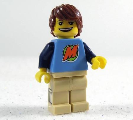 Max Lego Club Legos Minifigures Wiki Fandom Powered By Wikia