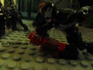 Venom vs spidey