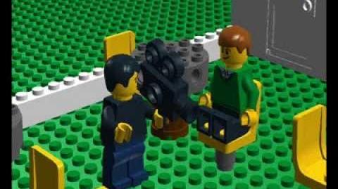 Lego SpongeBob SquarePants the Series Episode 8 Huck-17 (Feat. Haqq17)