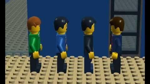 Lego SpongeBob SquarePants the Series Episode 5 Happy Anniversary!