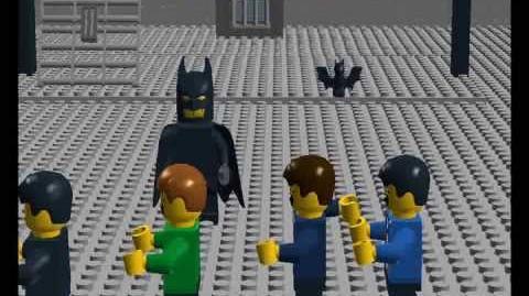 Lego SpongeBob SquarePants the Series Episode 4 The Dark Knight