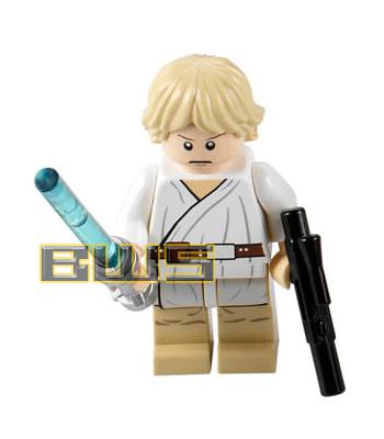 Luke Skywalker Tatooine Lego Star Wars Wiki Fandom Powered By