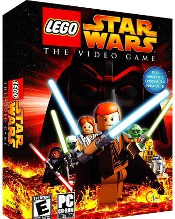 Lego Star Wars The Video Game Console Lego Star Wars Wiki Fandom