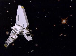 Lego Mini Imperial Shuttle