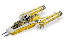 Anakin's Y-Wing Starfighter