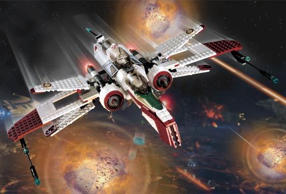 7259 Arc 170 Starfighter Lego Star Wars Wiki Fandom