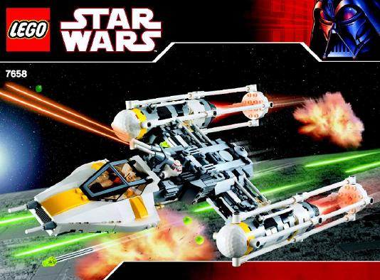 7658 Y-wing Fighter | Lego Star Wars Wiki | FANDOM powered by Wikia