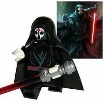 LEGO Sith Lord