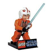 LEGO skywalker (big minifig)