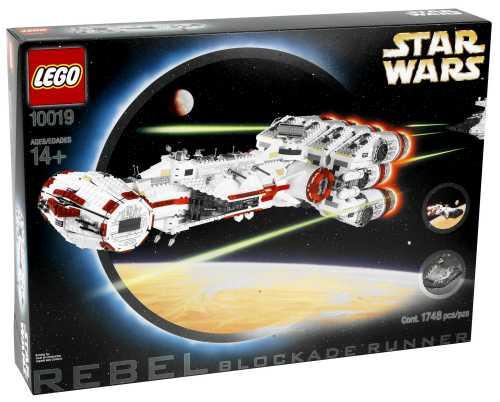 10019 Ultimate Collector's Tantive IV | Lego Star Wars Wiki | FANDOM ...