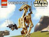 8001 Technic Battle Droid