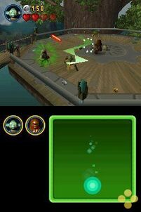 Lego star wars nds