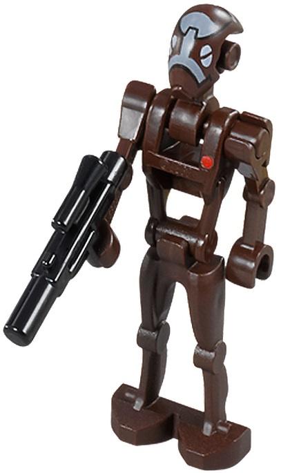 commando droid captain lego star wars wiki fandom powered by wikia. Black Bedroom Furniture Sets. Home Design Ideas
