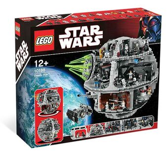 Sets From Episodes Iv Vi Lego Star Wars Wiki Fandom