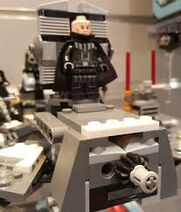 LEGO Anakin's Transformation
