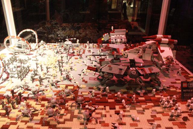Image - Battle-of-geonosis.jpg | Lego Star Wars Wiki | FANDOM ...