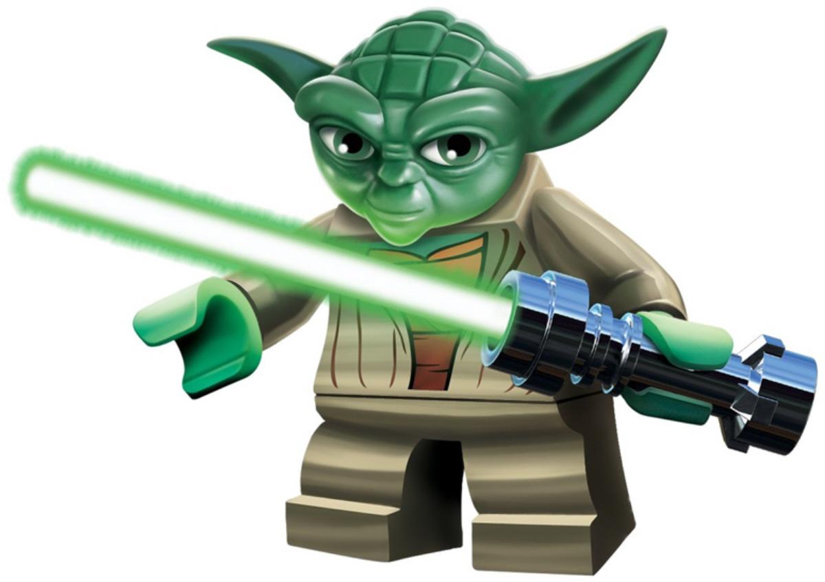 yoda legopng - Lego Yoda