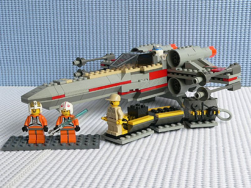 7140 X-Wing Fighter | Lego Star Wars Wiki | FANDOM powered by Wikia