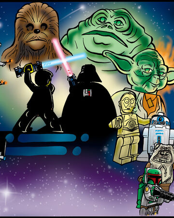 Star Wars Episode Vi Return Of The Jedi Lego Star Wars Wiki Fandom