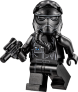 Lego First Order TIE Pilot