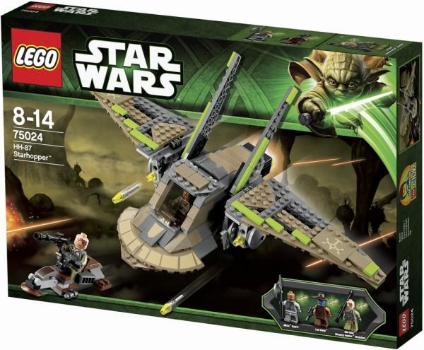 hh 87 starhopper - Lego Star Wars Vaisseau Clone