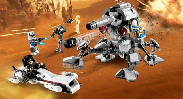 Image - Battle for geonosis pic.png | Lego Star Wars Wiki | FANDOM ...