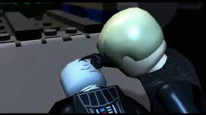 LEGO Anakin's Farewell To Luke