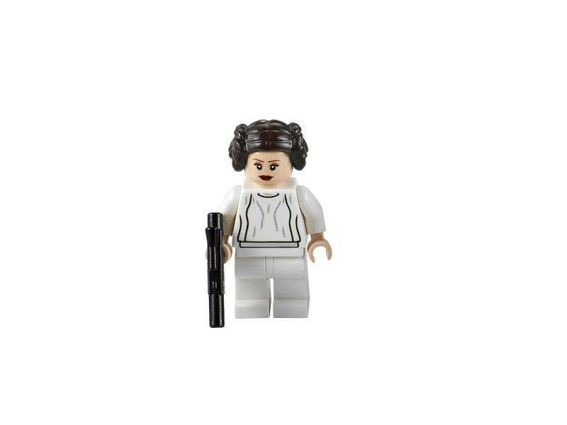 Leia Organa Lego Star Wars Wiki FANDOM Powered By Wikia - 25 2 lego star wars minifigures han solo han in carbonite blaster