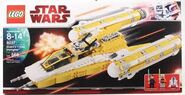 Anakin's Y-Wing Starfighter in Box