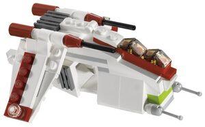 20010 Republic Gunship