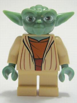 sw219 - Lego Yoda