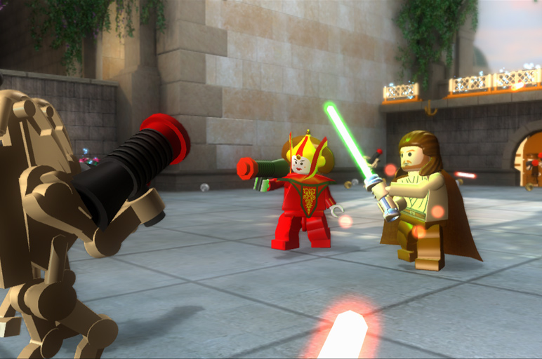 Escape from Naboo | Lego Star Wars Wiki | FANDOM powered by Wikia