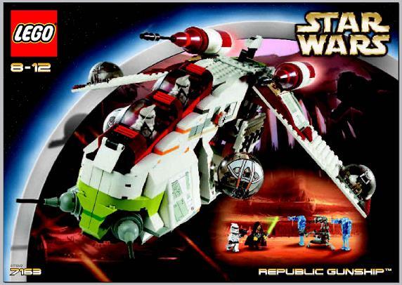 Image - 7163-1-2-.jpg   Lego Star Wars Wiki   FANDOM powered by Wikia