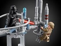 LEGO Anakin VS Luke