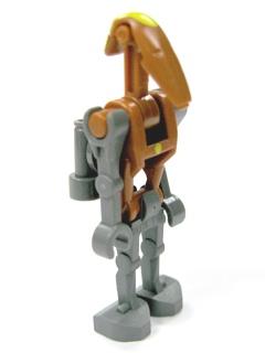 Rocket Battle Droid Commander  Lego Star Wars Wiki  FANDOM