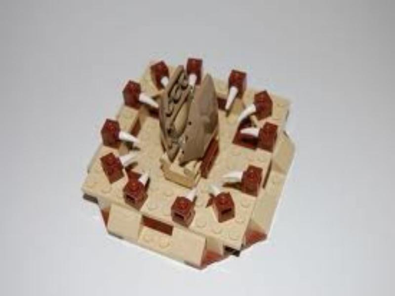 Sarlacc | Lego Star Wars Wiki | FANDOM powered by Wikia