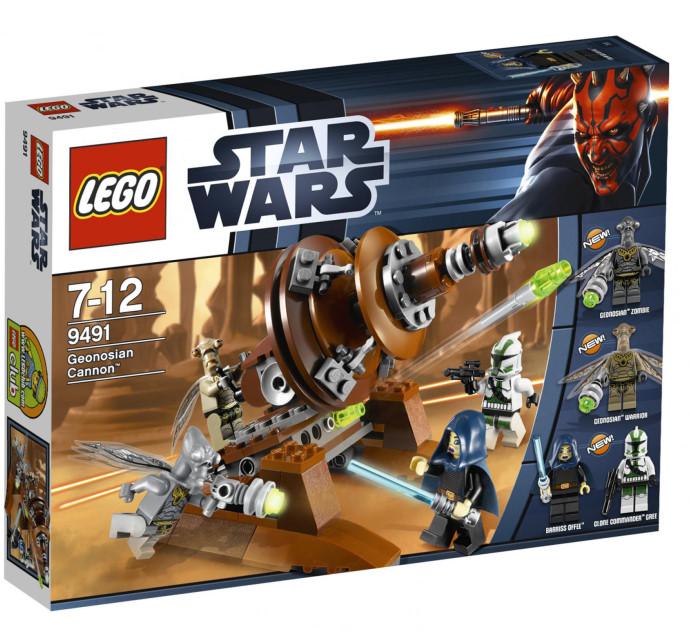 9491 Geonosian Cannon | Lego Star Wars Wiki | FANDOM powered by Wikia