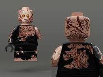 LEGO Burnt Anakin