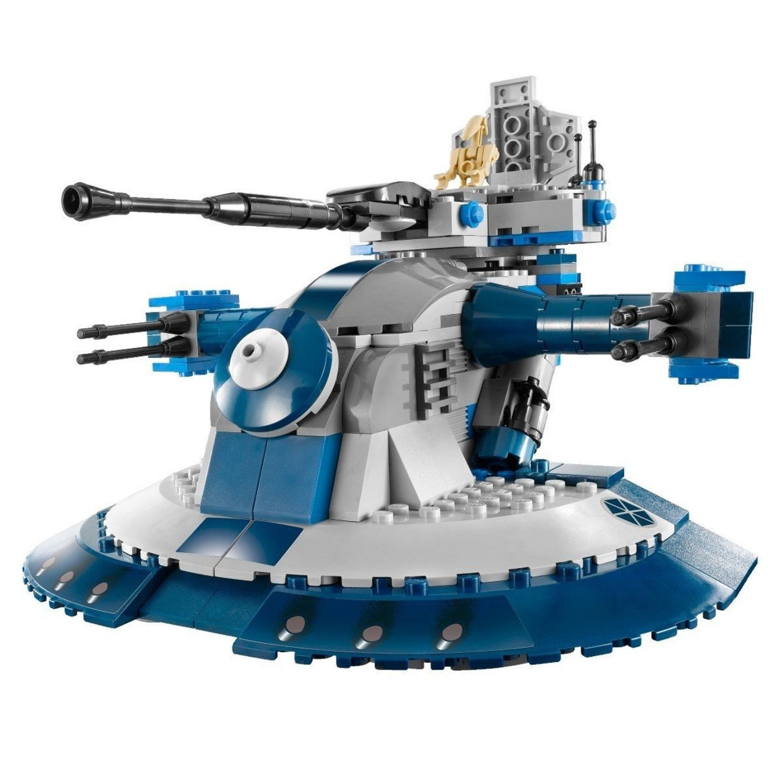 Lego star wars iii the clone wars vehicle info - Aat