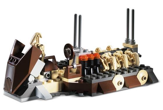 How to make LEGO Droids WALK ? - YouTube