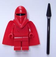 Royal Guard w. Weapon