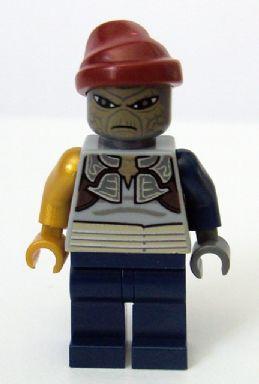 LEGO STAR WARS 8128 Shahan Alama Minifigure New