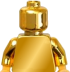 !!!Golden-minifigure