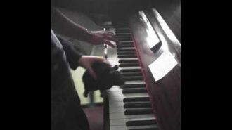 """Agent Ratta plays on piano Adele's """"Skyfall"""" (video from 2014)-2"""