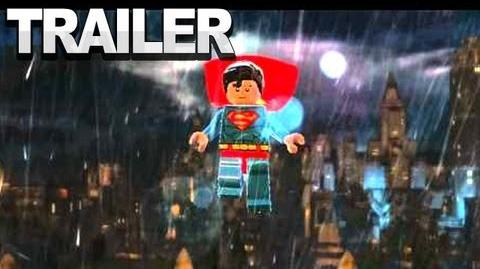 Lego batman 2 trailer