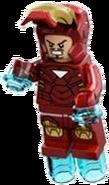 Ironman mask up
