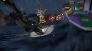 Batwing Lego super heroes short