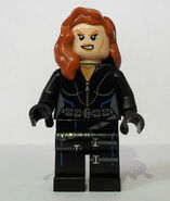 Black widow other face
