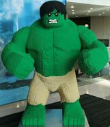 Hulk maxifig
