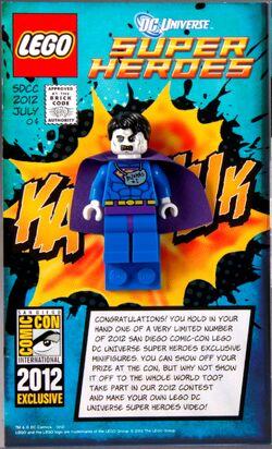 Comic-Con Exclusive Bizarro Giveaway